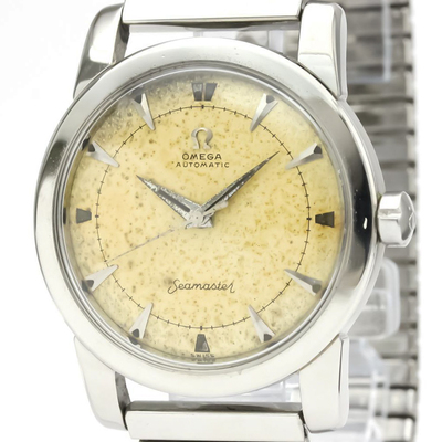 Omega Seamaster Automatic Stainless Steel Men's Dress/Formal 2577