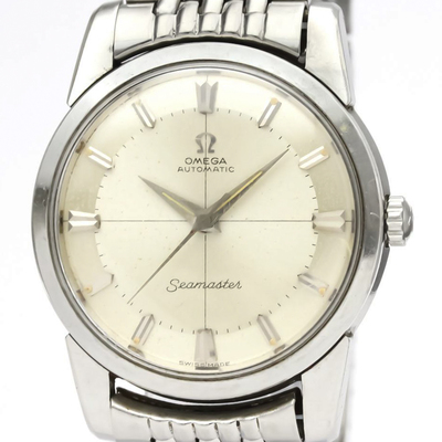 Omega Seamaster Automatic Stainless Steel Men's Dress/Formal 165.009