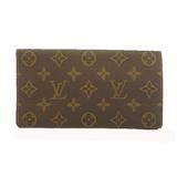 Auth Louis Vuitton Monogram Porto Chekie Double M62223