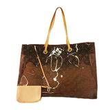 Auth Louis Vuitton M51153 Women's Tote Bag