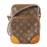 Auth Louis Vuitton Monogram Amazon M45236 Women's Shoulder Bag