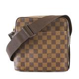 Auth Louis Vuitton Damier N41442 Women's Shoulder Bag Ebene