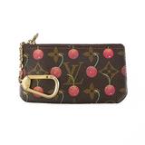 Auth Louis Vuitton Monogram Cherry M95042 Women's Coin Purse/coin Case