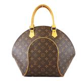 Auth Louis Vuitton Monogram Ellipse MM  M51126 Women's Handbag