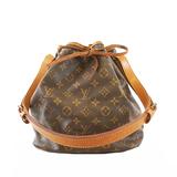 Auth Louis Vuitton Monogram Pti Noel M42226 Women's Shoulder Bag Monogram