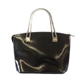Auth Celine Handbag Women's Leather Handbag Black