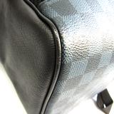 ルイ・ヴィトン(Louis Vuitton) ダミエ・コバルト マッチポイント・バックパック N40009 メンズ リュックサック ダミエ・コバルト