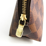 ルイ・ヴィトン(Louis Vuitton) ダミエ ポッシュ・コスメティック N47516 レディース ポーチ エベヌ