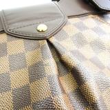 ルイ・ヴィトン(Louis Vuitton) ダミエ システィナPM N41542 レディース ショルダーバッグ エベヌ