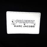マーク・ジェイコブス(Marc Jacobs) THE MARC JACOBS M0015079 ユニセックス コットンキャンバス トートバッグ ブラック,ホワイト