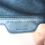 ステラ・マッカートニー(Stella McCartney) FALABELLA ミニ 371223 W9132 レディース ポリエステル ハンドバッグ,ショルダーバッグ ネイビー