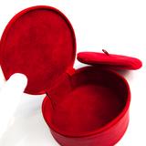 ルイ・ヴィトン(Louis Vuitton) エピ エクランビジュー10 M48217 ジュエリーケース カスティリアンレッド エピレザー