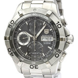 Tag Heuer Aquaracer Automatic Stainless Steel Men's Sports Watch CAF5011
