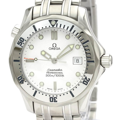 OMEGA Seamaster Professional 300M Steel Mid Size Watch 2562.20