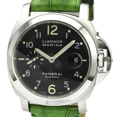 Officine Panerai Luminor Automatic Stainless Steel Men's Sports Watch PAM00164