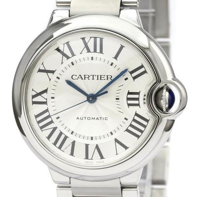 カルティエ(Cartier) バロンブルー 自動巻き ステンレススチール(SS) ユニセックス ドレス/フォーマル W6920046