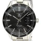 Tag Heuer Carrera Automatic Stainless Steel Men's Sports Watch WV211M