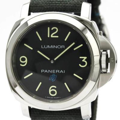 パネライ(PANERAI) ルミノール 手巻き ステンレススチール(SS) メンズ スポーツ PAM00774