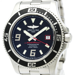 Breitling Superocean Automatic Stainless Steel Men's Sports Watch A17391