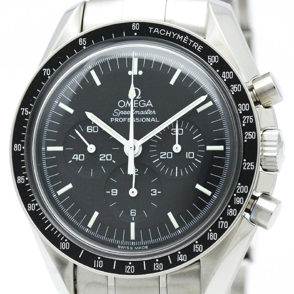OMEGA Speedmaster Professional Steel Moon Watch 3570.50