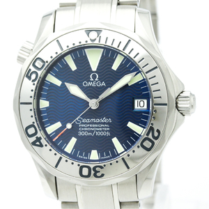 OMEGA Seamaster Professional 300M Steel Mid Size Watch 2253.80