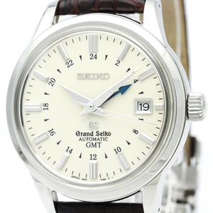 Seiko Grand Seiko Automatic Stainless Steel Men's Dress Watch SBGM007(9S56-00B0)