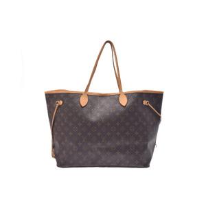 Louis Vuitton Monogram Neverfull GM M40157 Women's Tote Bag Monogram