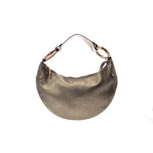 グッチ(Gucci) Shoulder bag レディース,ガールズ レザー バッグ ブラウン