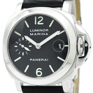 Officine Panerai Luminor Automatic Stainless Steel Men's Sports Watch PAM00048