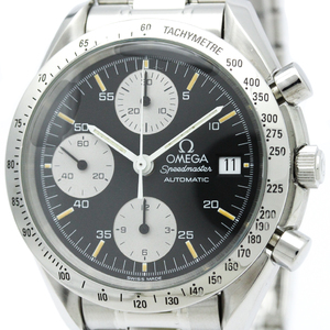 Omega Speedmaster Automatic Stainless Steel Men's Sports Watch 3511.50