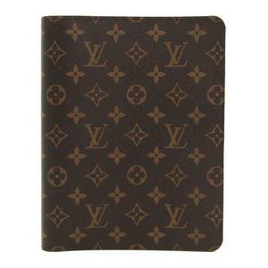 ルイ・ヴィトン(Louis Vuitton) モノグラム A5 手帳 モノグラム アジェンダ・ビューロー R20100