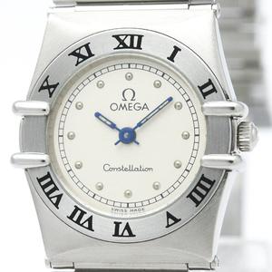 【OMEGA】オメガ コンステレーション ステンレススチール クォーツ レディース 時計 795.1080