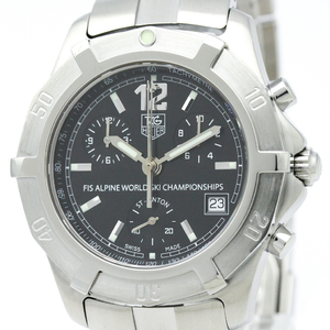 Tag Heuer Exclusive Quartz Stainless Steel Men's Sports Watch CN1119