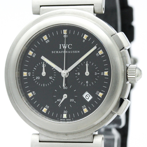 IWC Da Vinci Quartz Stainless Steel Men's Sports Watch IW372805