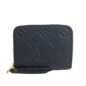 Auth Louis Vuitton Empreinte Zippy Coin Purse M60574 al160