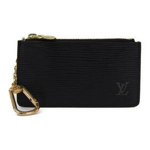 Louis Vuitton Epi M63802 Epi Leather Coin Purse/coin Case Noir