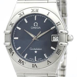 【OMEGA】オメガ コンステレーション ステンレススチール クォーツ メンズ 時計 1512.40