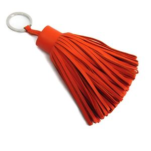 Hermes Keyring (Orange) Carmen Alto