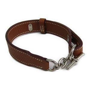 Hermes Collar For Dog Togo Leather