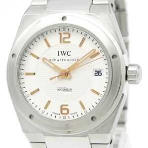 IWC Ingenieur Automatic Stainless Steel Men's Sports Watch IW322801