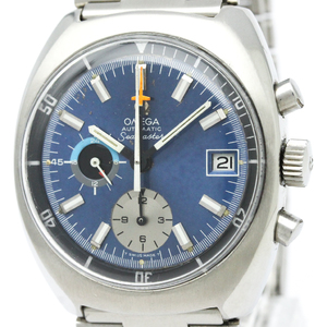Omega Seamaster Automatic Stainless Steel Men's Sports Watch