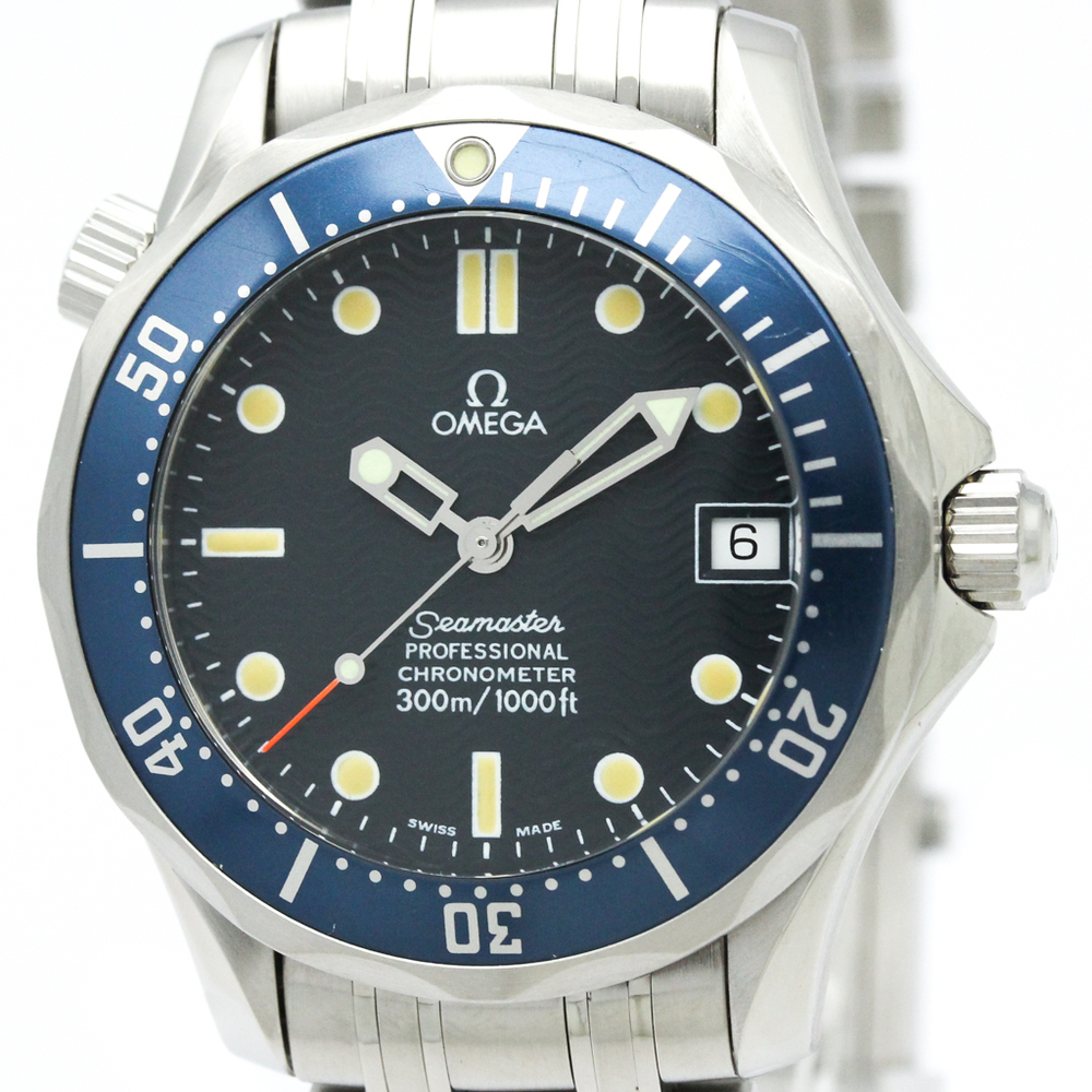OMEGA Seamaster Professional 300M Mid Steel Size Watch 2551.80