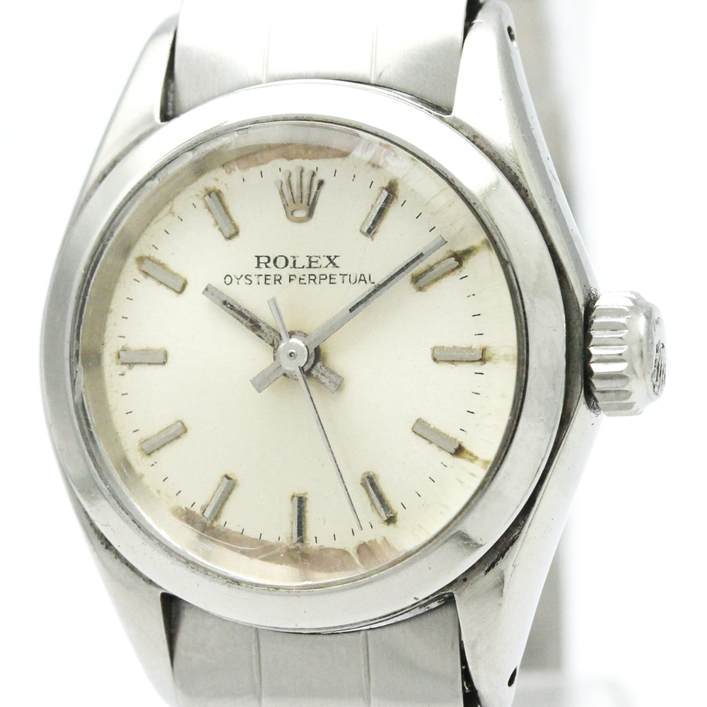 Rolex Automatic Stainless Steel Women's Dress Watch 6618