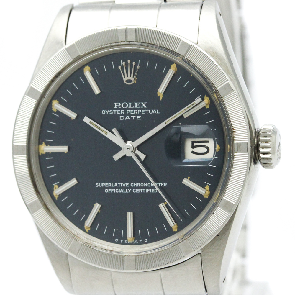 Rolex Automatic Stainless Steel Men's Dress Watch 1501