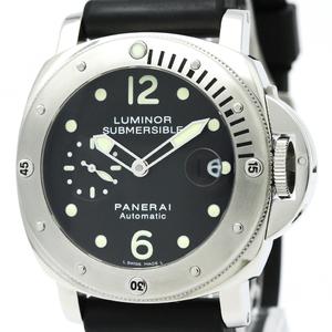 Officine Panerai Luminor Automatic Stainless Steel Men's Sports Watch PAM00024