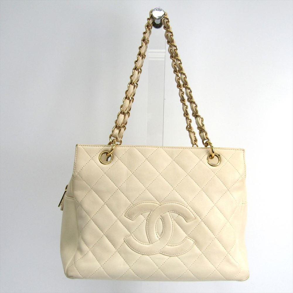 ca5420600d6c Chanel Petite · Timeless Tote PTT A18004 Women s Leather Handbag White
