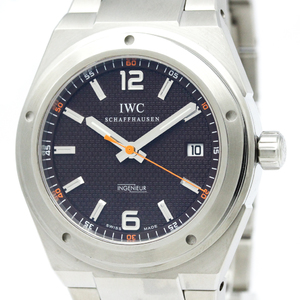 IWC Ingenieur Automatic Stainless Steel Men's Sports Watch IW322712