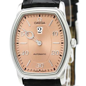 Omega De Ville Automatic Stainless Steel Men's Dress Watch 4853.61