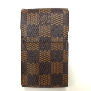 ルイ・ヴィトン(Louis Vuitton) ダミエ エテュイ・シガレットケース N63024 al349
