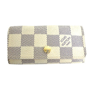 ルイ・ヴィトン(Louis Vuitton) ダミエアズール ミュルティクレ4 N60020 al376
